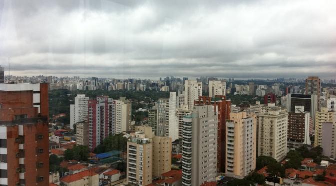 Visit to Sao Paulo
